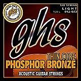 GHS TCB-L - Cuerdas para guitarra acústica