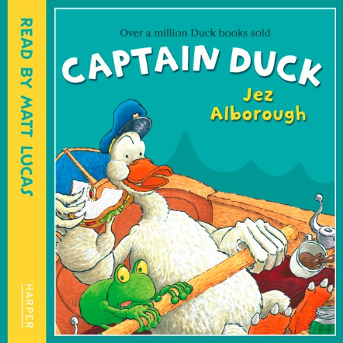 Captain Duck cover art