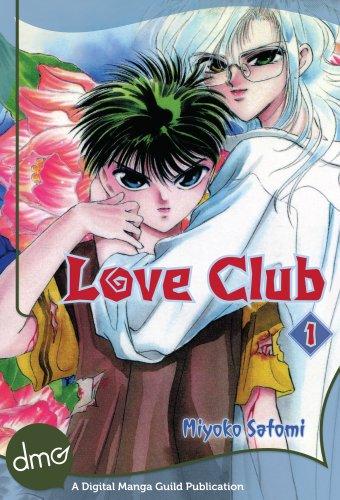 Love Club Vol. 1 (Shojo Manga) (English Edition)