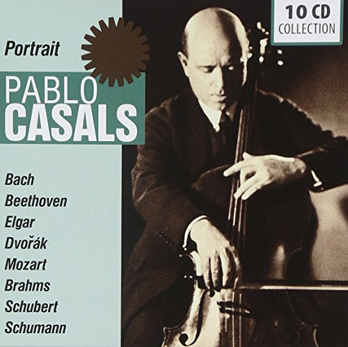 The Great Cello Player Pablo Casals plays: Bach, Beethoven, Mozart,