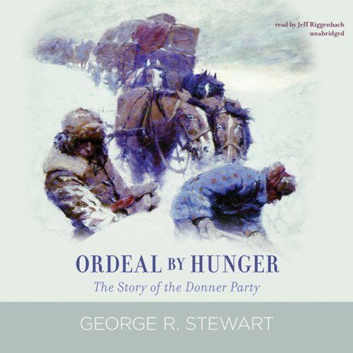 Ordeal by Hunger audiobook cover art