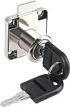 Meubelslot Cam lade sloten met 2 sleutels voor deurkast kast