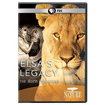 DVD Nature: Elsa's Legacy Born Free Story Book
