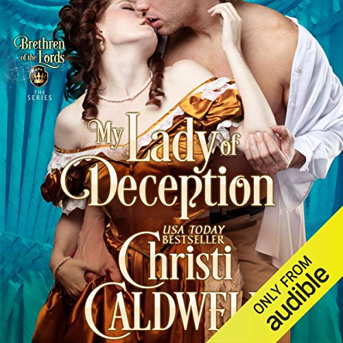 My Lady of Deception cover art