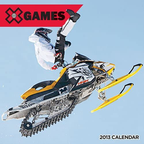 X Games 2013 Be super welcome Calendar Jacksonville Mall Wall