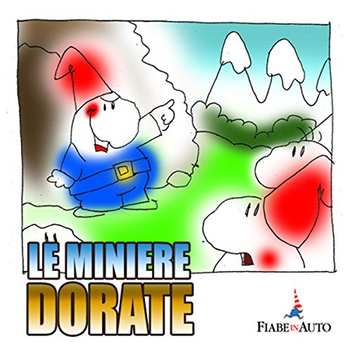 Le miniere dorate audiobook cover art