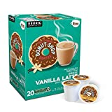 Variety: nothing beats a perfectly made latte. So rich. So creamy. And now – so easy! The Original Donut Shop One Step latte K-Cup pods are filled with coffee, flavoring, and sweetener – All in one! So you can enjoy the crave-able creaminess on your ...