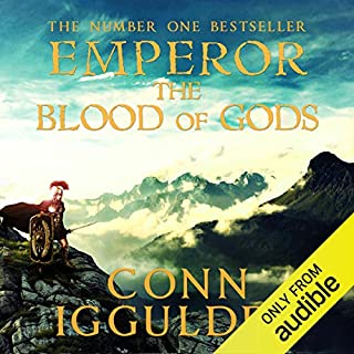 EMPEROR: The Blood of Gods, Book 5 (Unabridged)                   By:                                                                                                                                 Conn Iggulden                               Narrated by:                                                                                                                                 Michael Healy                      Length: 13 hrs and 49 mins     40 ratings     Overall 4.1