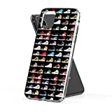 Pure Clear Anti-Scratch Motion for iPhone 6 Plus 6s Plus Cover The God of Basketball Sneaker Colorways Sneakerheads