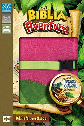 Compare Textbook Prices for Biblia Aventura NVI Spanish Edition Illustrated Edition ISBN 9780829768398 by Nueva Versión Internacional
