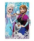 Disney–Frozen–diario segreto notebook
