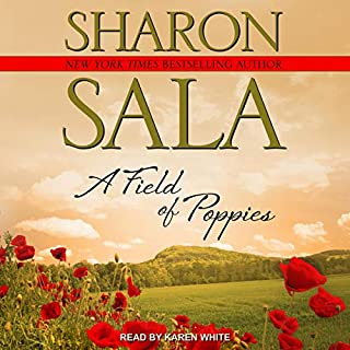 A Field of Poppies audiobook cover art