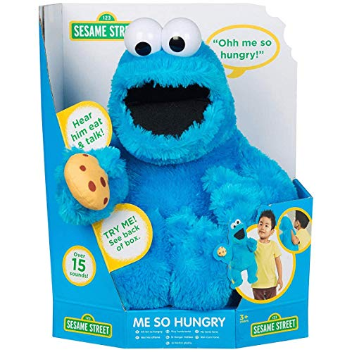 Sesame Street - Cookie Monster The Muppets Muñeco