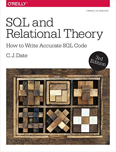 SQL and Relational Theory: How to Write Accurate SQL Codeの詳細を見る