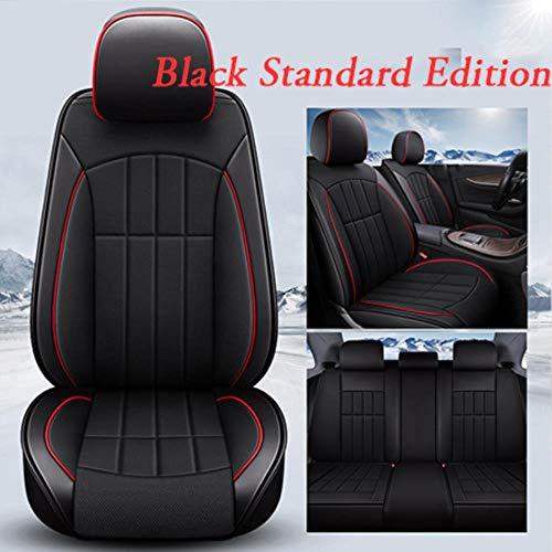 SEAT Altea 11 delanteras y traseras de Cubierta de asiento de coche-Tejido Azul