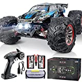 【2 Packs 1500mAH Batteries】--- The Radio Control Cars equipped with 2 packs batteries and a special double battery connector, The 7.4V Rechargeable Battery Pack features a high capacity rating of 1500mAh. Increase the runtime of your RC unit with a b...