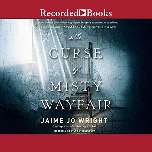The Curse of Misty Wayfair audiobook cover art