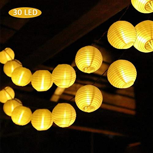 Arisesun Solar Starburst Lights 105LED Luces de fuegos artificiales solares Garden Fairy Light