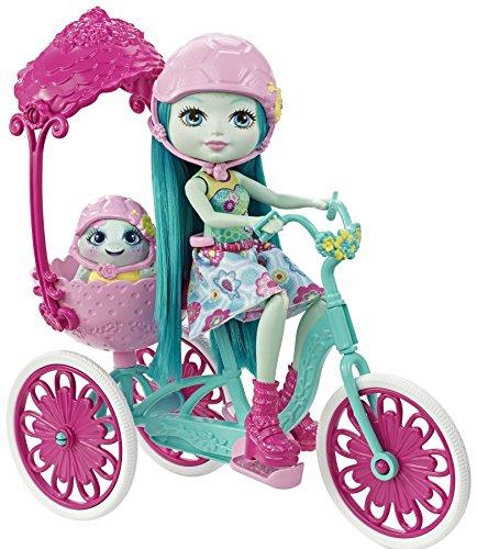 Enchantimal+Vehículo y Mascota Surtido/Modelos Aleatorios Bambolotti (Mattel FJH11)