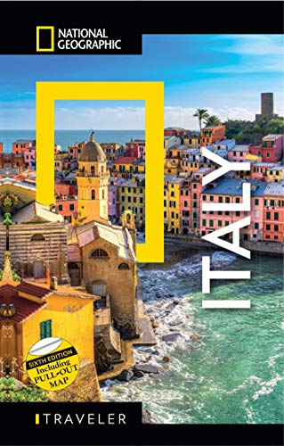 National Geographic Traveler Italy 6th Edition (National Georgaphic Traveler) [Idioma Inglés] (Guide traveler. National Geographic)