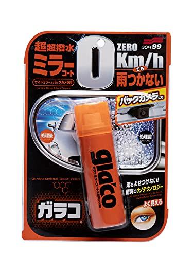 GLACO ZERO Repelente de água para retrovisores e câmeras de ré