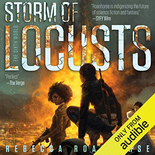 Storm of Locusts audiobook cover art