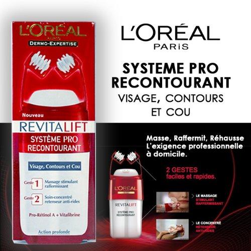 L'Oréal Paris Dermo-Expertise RevitaLift Pro Système recontourant visage soin anti rides- 15ml / 0,5 oz