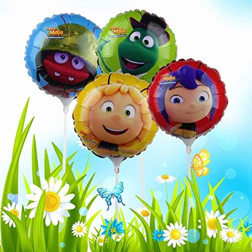 Biene Maja 4er Set Ballon