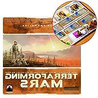 テラフォーミング火星火星の土地植民地時代の変容火星のボードゲーム、カードゲーム、パーティーゲーム、15歳以上、2人以上のプレーヤー向け、30〜60分