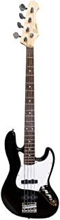 Beaton Mellow BK - Bass Guitar J-Style Black