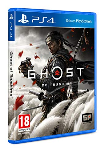 Ghost of Tsushima - Edición Estándar + (Edición Exclusiva Amazon)