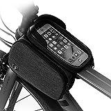 Ophelia Bildschirm Bike 6.5in Zellen-Handy-Beutel-Frontrahmen Oberrohr Radfahren Pouch Double Side Fahrradgepäcktasche Pannier Fahrradtaschen