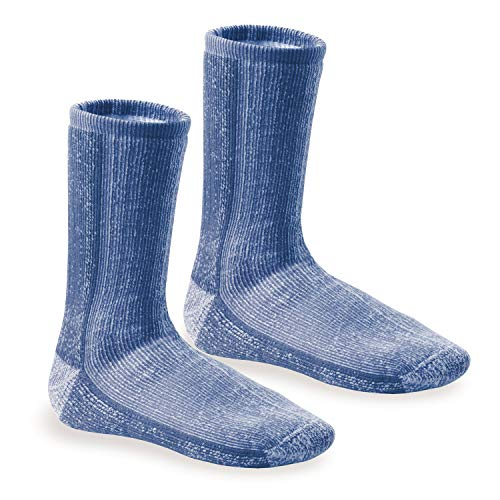 Footstar Damen und Herren Wollsocken (1er oder 2er Pack) THERMO-ULTRA