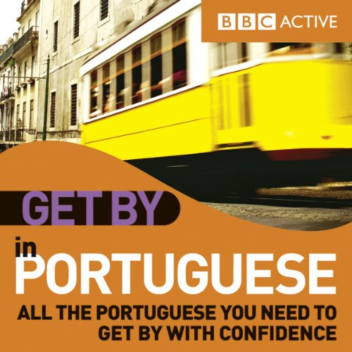 Get By in Portuguese audiobook cover art