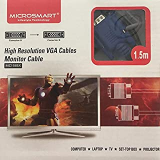 VGACable by MICROSMART, 1.5 M