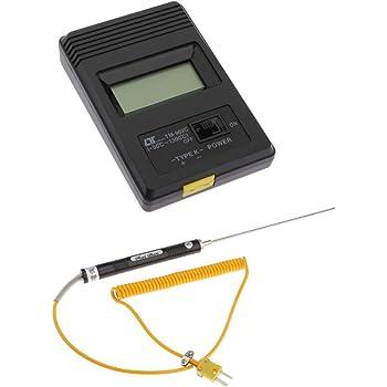 Kinder KETIEE Oraltemperatur-Tester LCD-Bildschirm Erwachsene Temperaturmessung f/ür Fieberwerkzeug digitaler K/örpertemperatursensor f/ür Kinder