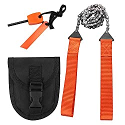 Bluestraw Survival Pocket Chain Saw Review