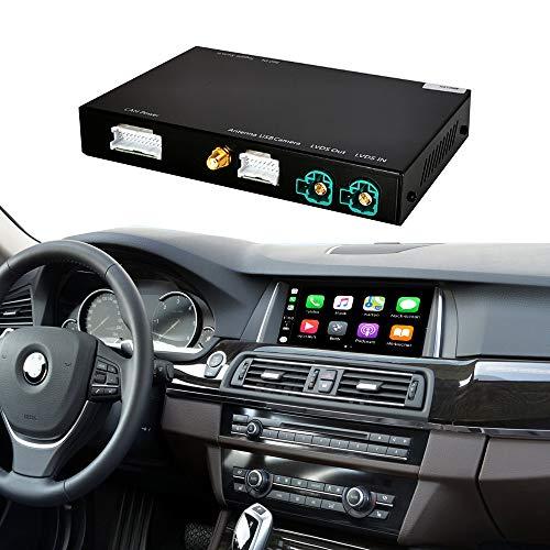 Road Top Wireless CarPlay / Android Auto Interface für BMW NBT System Original Factory Auto Bildschirm, Android Auto Mirror Link AirPlay für 1 2 3 5 7 Serie X1 X2 X3 X4 X5 X6 F20 F30