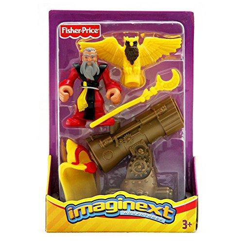 Imaginext Adventures Wizard