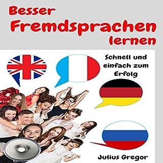 Besser Fremdsprachen lernen Titelbild