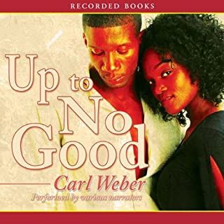 Up to No Good audiobook cover art