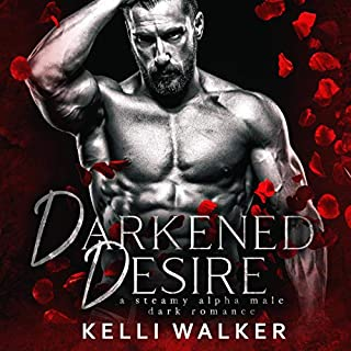 Darkened Desire audiobook cover art