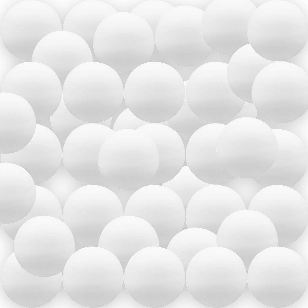 40 mm Tischtennisb/älle f/ür Training und Wettkampf WLKK 150 St/ück//Beutel Mehrzweck-Tischtennisb/älle f/ür zu Hause
