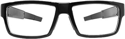f952bca696 Gafas portátiles con cámara oculta 1080p HD Mini gafas con cámara de  espionaje gafas de vídeo