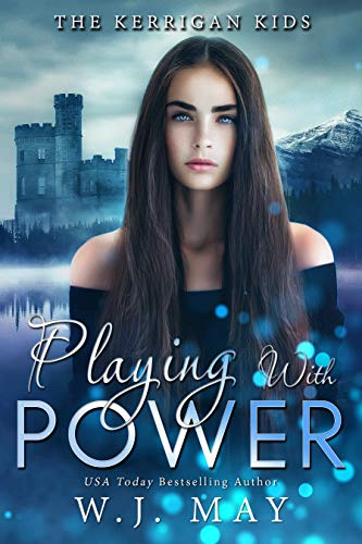 Playing With Power (The Kerrigan Kids Book 4)