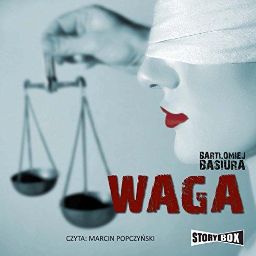 Waga audiobook cover art