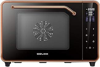 Four à foyer ouvert 750, cuisson maison, four électrique à écran tactile de grande capacité de 50 L, four automatique mult...