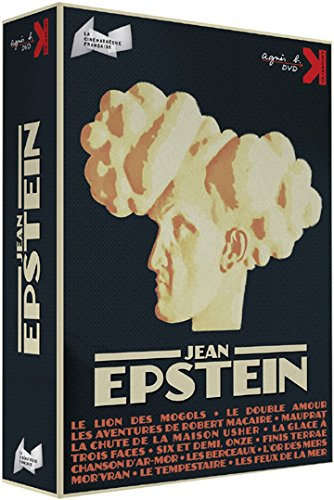 Jean Epstein Collection (14 Films) - 8-DVD Box Set ( The Lion of the Moguls / Double Love / The Adventures of Robert Macaire / End of the Earth / The Song of Ar [ Französische Import ]