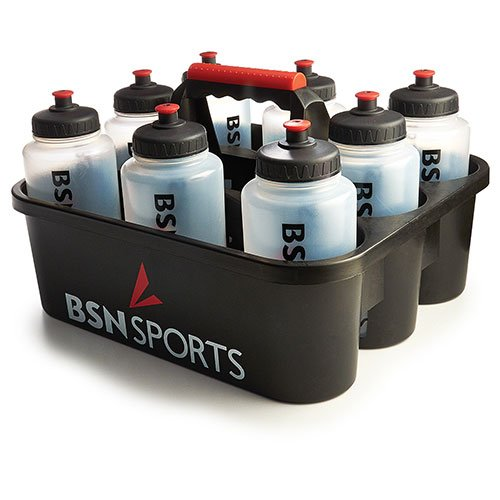 BSN Bottle Carrier with 8 Qt Bottles