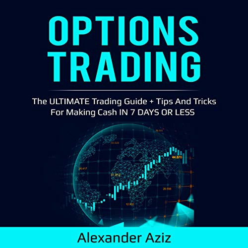 Options Trading: The Ultimate Trading Guide audiobook cover art